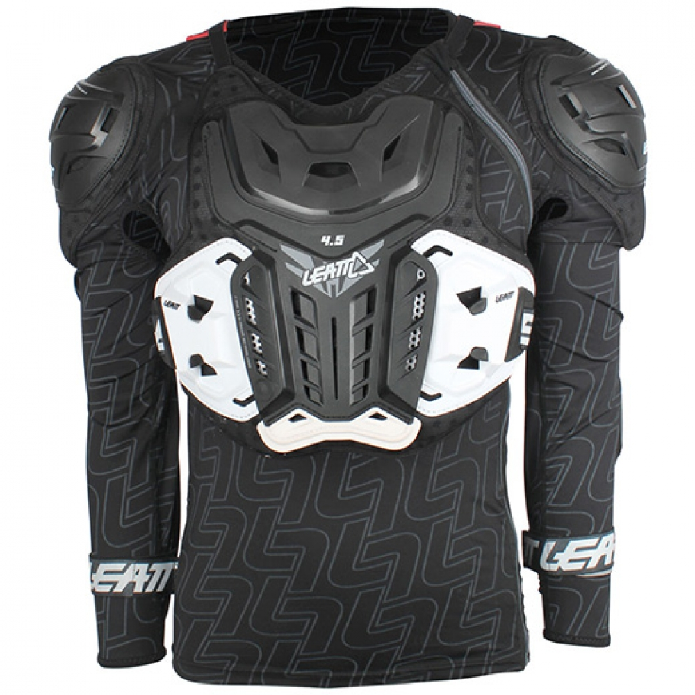Colete Leatt Integral 4.5 Body Protector Preto